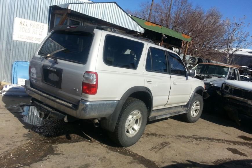 1998 4Runner, 1995 Tacoma, 1991 Pickup, 1985 Pickup