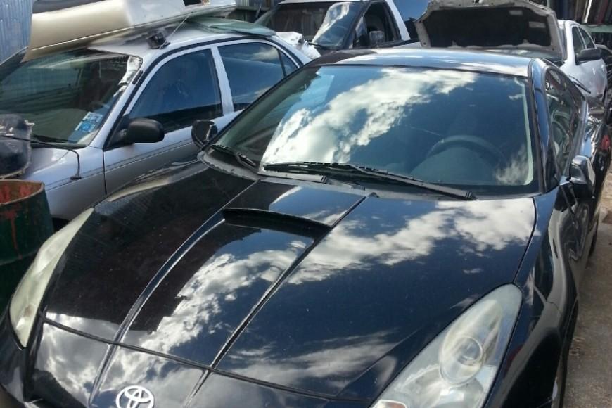 1999 4Runner, 1997 Camry, 2004 Celica