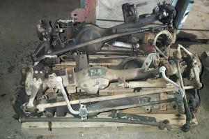 Axles - Front